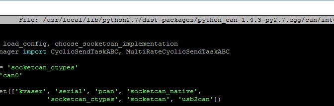 Python Can